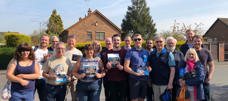 Gedling Conservatives Campaigning
